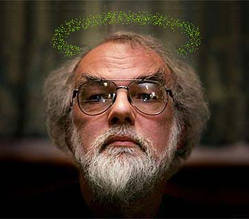 Rowan Williams, the Archbishop of Canterbury (Photo Illustration)