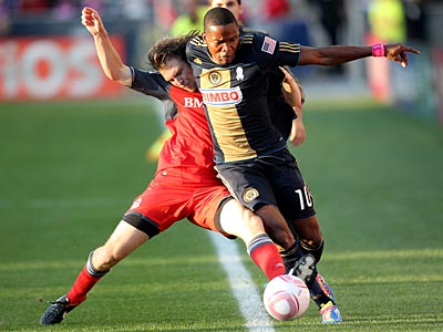 The Union were picked to finish fourth in the East in a preseason writer´s poll. (Michael Bryant/Staff file photo)
