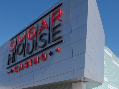 SugarHouse Casino in September 2010. Now that we´re about a month away from a deadline for applications for a second casino license, does Philly really need it? (Tom Gralish / Staff Photographer)