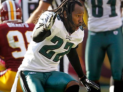 Eagles cornerback Asante Samuel says it´s clear the team doesn´t want him. (Ron Cortes/Staff Photographer)