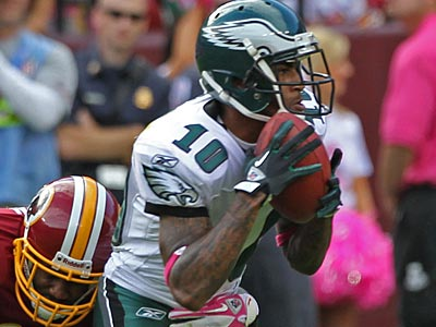 Eagles wide receiver DeSean Jackson is quietly having a career year. (Michael Bryant/Staff Photographer)