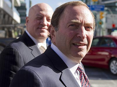 The NHL has proposed a 50/50 revenue split in its latest offer. (Chris Young/AP/The Canadian Press)