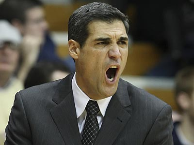 Villanova head coach Jay Wright. (Steven M. Falk/Staff file photo)
