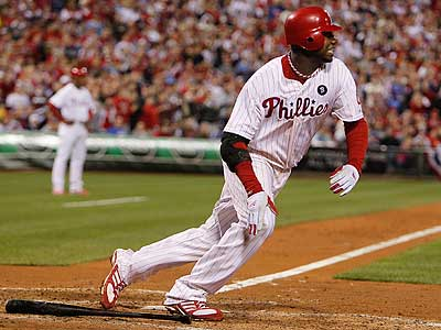 When will Ryan Howard return to the Phillies lineup in 2012? (Ron Cortes/Staff Photographer)