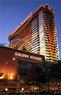 A rendering of Golden Nugget Atlantic City at the marina. A previous Golden Nugget in town closed in 1987.
