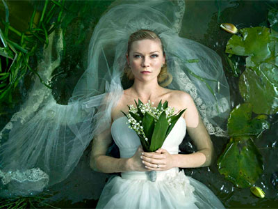 """Melancholia"" star Kirsten Dunst, perhaps best known for several ""Spiderman"" movies, has roots in Ocean County, N.J."