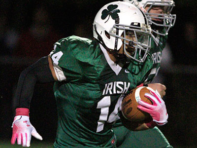 Camden Catholic´s Jarred Alwan becomes Temple's ninth commitment for the Class of 2013. (David Swanson/Staff file photo)