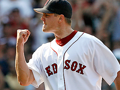 Could Jonathan Papelbon be closing games for the Phillies in 2012? (Winslow Townson/AP Photo)