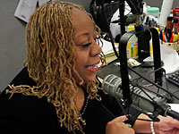 WDAS radio personality Patty Jackson has worn her hair in locs for about eight years.