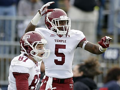 Jalen Fitzpatrick, No. 5. (AP Photo)