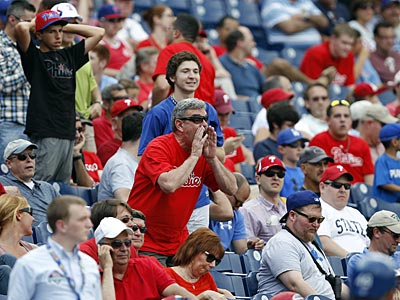 Philly Fans Phillies Fans Have Had to