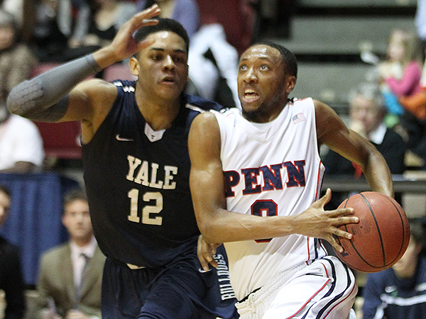Miles Cartwright will be one of Penn´s senior leaders this season. (Charles Fox/Staff file photo)