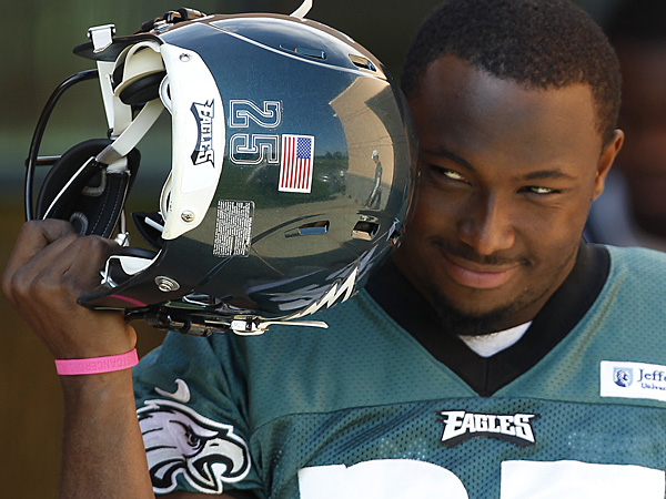 Eagles' LeSean McCoy: I'm the best running back in the NFL