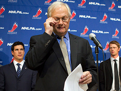 The NHL players´ union rejected the owners´ latest proposal last week. (Chris Young/Canadian Press/AP file photo)