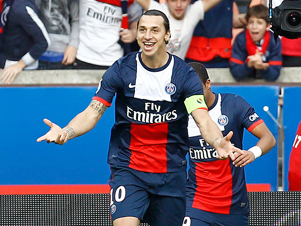 Paris Saint-Germain, led by star forward Zlatan Ibrahimović, would be among the teams most affected by France´s proposed new tax law. (Remy de la Mauviniere/AP file photo)