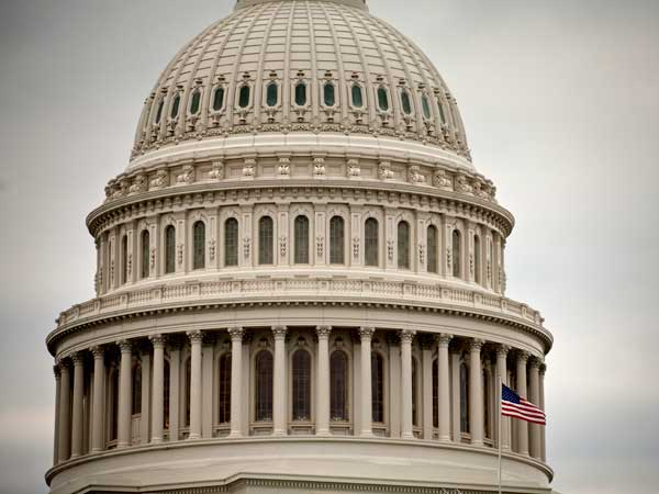 The U.S. Capitol in Washington, D.C. Congressional hearings on the failures of HealthCare.gov begin today. (AP photo)