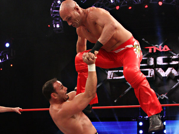 TNA Impact Wrestling. (Lee South/TNA Impact Wrestling)