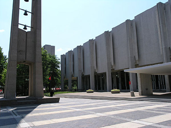 Temple University´s Samuel Paley Library.