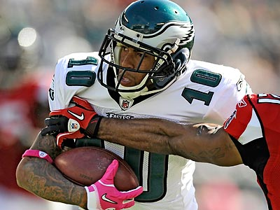 DeSean Jackson has not played since suffering a concussion against the Atlanta Falcons. (Clem Murray/Staff file photo)