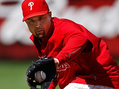 Phillies third baseman Placido Polanco will have surgery on his left elbow. ( David Maialetti / staff photographer )