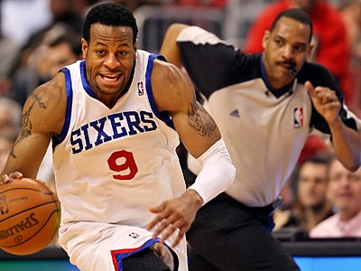 What are the best-case and worst-case scenarios for Andre Iguodala and the Sixers tonight against the Heat? (Steven M. Falk / Staff File Photo)