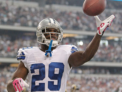 DeMarco Murray performed well beyond expectations in his first career start in Week 7. (Brandon Wade/AP)