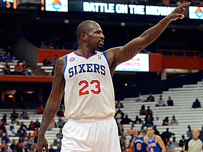 Sixers guard Jason Richardson is entering his 11th season in the league. (Heather Ainsworth/AP)