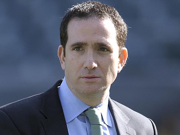 Eagles general manager Howie Roseman. (Michael Perez/AP)