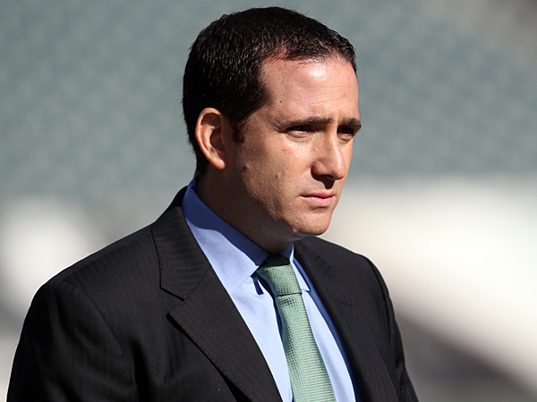 Eagles general manager Howie Roseman. (Yong Kim/Staff Photographer)