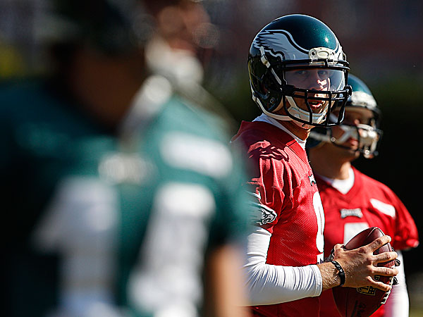 If healthy, Foles must start vs. Raiders