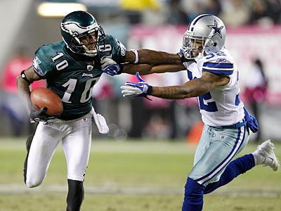 Is DeSean Jackson having a down year? (Yong Kim/Staff Photographer)
