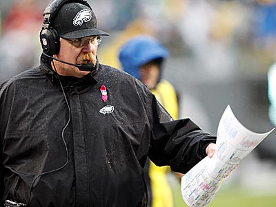 Eagles head coach Andy Reid. (Ron Cortes/Staff Photographer)