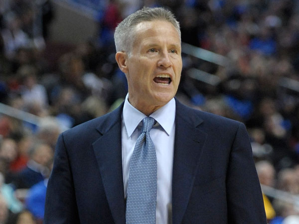 Sixers steal win for a coach who hates to lose