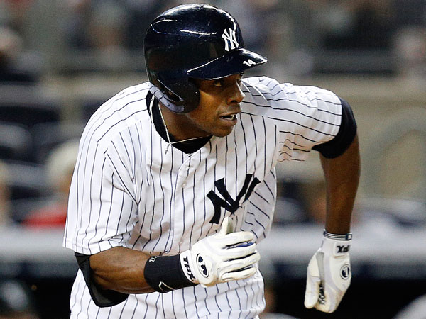 The New York Yankees´ Curtis Granderson. (John Minchillo/AP file)