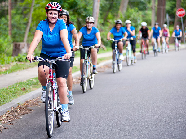Gearing Up is a local nonprofit that provides women in transition from abuse, addiction and/or incarceration with the skills, equipment, and guidance to safely ride a bicycle for exercise, transportation and personal growth.