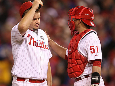 Joe Blanton went 12-8 with a 4.05 ERA and 163 strikeouts last season. (Yong Kim/Staff Photographer)