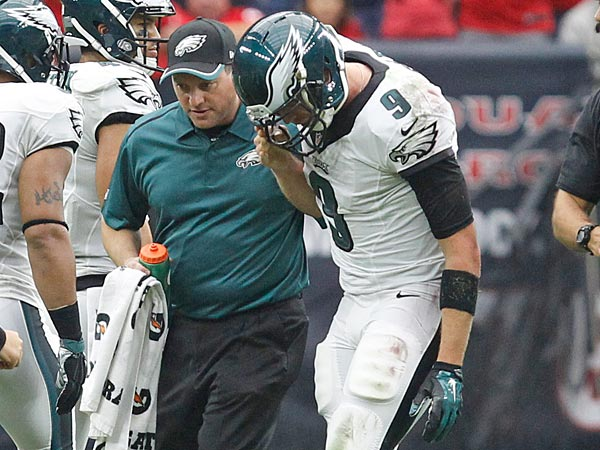 Report Nick Foles Suffers Broken Collarbone Could Miss