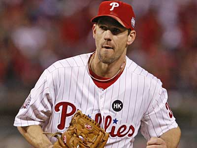 Will Cliff Lee bring the Cy Young to Philadelphia in 2010? (Ron Cortes / Staff photographer)