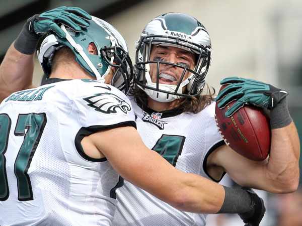 Eagles Notes:  Cooper has a field day with Foles at QB