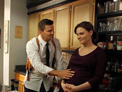 bones creator talks about shows pregnant pause philly