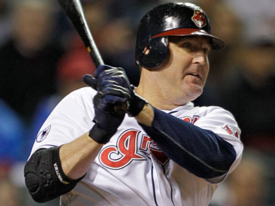 Jim Thome has signed a one-year deal with the Phillies. (Mark Duncan/AP Photo)