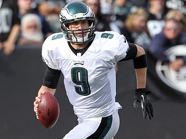 Eagles quarterback Nick Foles. (Yong Kim/Staff Photographer)