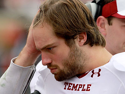 Temple quarterback Chris Coyer. (David Swanson/Staff Photographer)