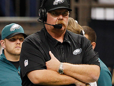 Phil Sheridan: Eagles once again have quit on Andy Reid