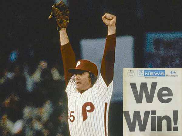 The Day The Phillies Won The 1980 World Series Philly