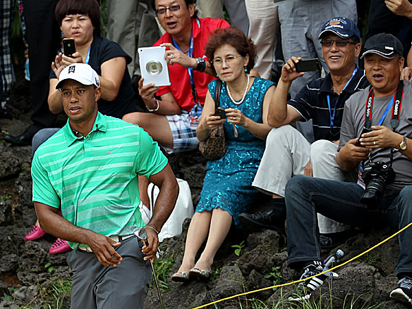 Tiger Woods. (Vincent Yu/AP)
