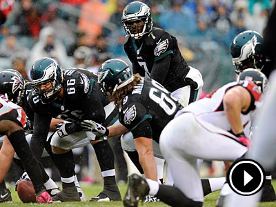 Vick, Eagles prepare for Cowboys