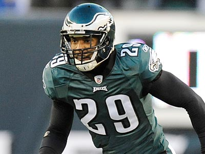 Eagles safety Nate Allen suffered a neck strain in yesterday´s win over the Colts. ( Clem Murray / Staff Photographer )