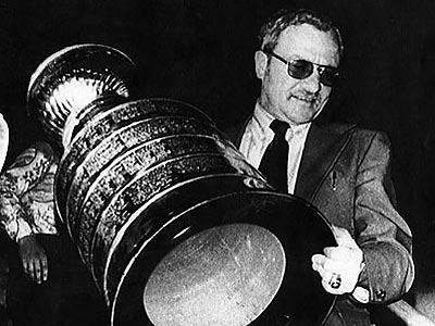 Fred Shero directed the Flyers to consecutive Stanley Cups in the 1970s. (Daily News file photo)