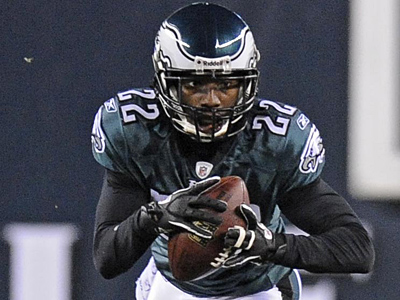 Who will join Asante Samuel in the defensive backfield next season? (Clem Murray/Staff File Photo)